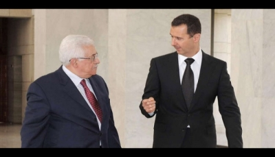 على خُطى البشير.. زيارة مرتقبة لمحمود عباس لبشار الأسد في سوريا