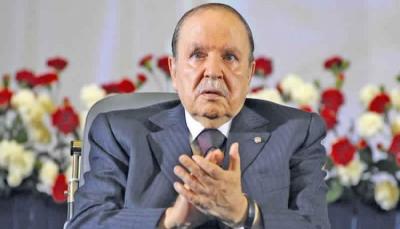 بعد 20عام في سدة الحكم.. الرئيس الجزائري بوتفليقة يقرر الاستقالة خلال الشهر الحالي