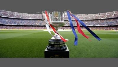 مواجهة نارية لبرشلونة والريال يصطدم بأتلتيكو في كأس ملك أسبانيا