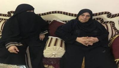 """عدن: والدة المختطف"""" زكريا قاسم"""" تناشد الحكومة الكشف عن مصير نجلها"""
