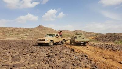 """صعدة: الجيش يحرر مواقع جديدة في """"كتاف"""" بعد هجوم مباغت على مواقع الحوثيين"""