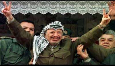 الاحتلال الإسرائيلي يحجز قطعة أرض للرئيس الفلسطيني الراحل عرفات