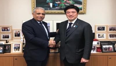 اليابان تبدي أسفها بشأن خروقات الحوثيين لاتفاق ستوكهولم