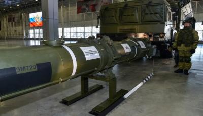 روسيا تعرض نظامها الصاروخي في محاولة لنزع فتيل خلاف نووي مع أمريكا