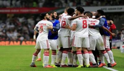 الإمارات تتجاوز أستراليا وتواجه قطر في نصف نهائي كأس آسيا