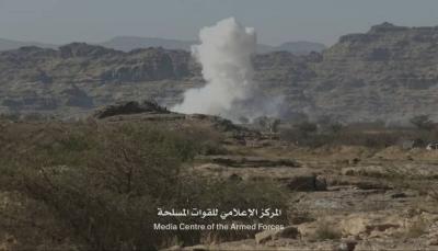 """صعدة: الجيش يعلن تحرير مواقع جديدة في معقل مليشيا الحوثي بـ""""رازح"""""""