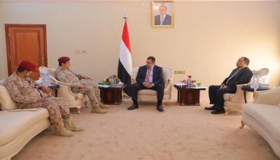 الحكومة ترفع الجاهزية القتالية لدحر الحوثيين واستعادة مؤسسات الدولة