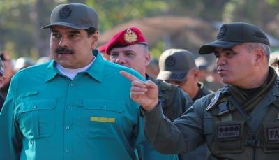 واشنطن تضيق الخناق على الرئيس الفنزويلي وروسيا والصين تنددان
