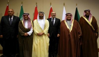 وزراء خارجية ست دول عربية يعقدون اجتماعا في الأردن لمواجهة أزمات المنطقة