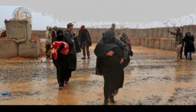 وفاة 29 طفلا ورضيعا بسبب البرد خلال شهرين في مخيم شمال شرقي سوريا