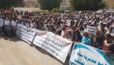 تجمُع نقابي بوادي حضرموت تعلن استئناف الإضراب الشامل ابتداءً من الأحد القادم