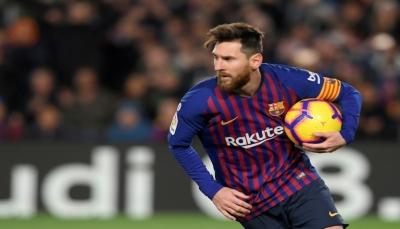 ميسي ينقذ برشلونة من الهزيمة الثالثة والسقوط في فخ فالنسيا