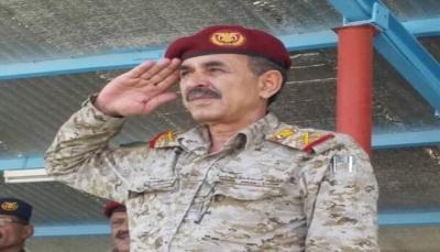 وفاة نائب رئيس الأركان متأثرا باصابته في قصف الحوثيين لقاعدة العند