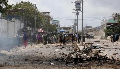 9 قتلى في تفجير سيارة ملغمة وسط مقديشو