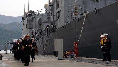 """تركيا تمدد مهمة قواتها البحرية في خليج عدن """"عام إضافي"""""""