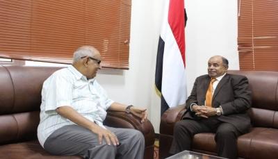 """الحكومة تؤكد تسهيل اجراءات عمل اللجنة العليا للانتخابات من """"عدن"""""""