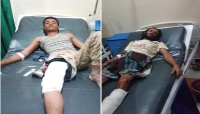 إصابة ثلاثة مدنيين بقصف حوثي غربي مدينة تعز