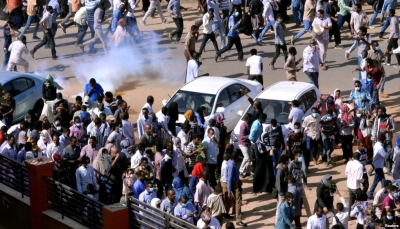 السلطات السودانية تفرّق تظاهرات وسط الخرطوم بالغاز المسيل للدموع