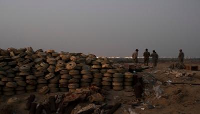 """""""نيويورك تايمز"""" تسلط الضوء على الغام الحوثيين وخطرها على مستقبل المدنيين (ترجمة خاصة)"""