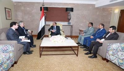 السفير التركي الجديد يبدأ بمزاولة مهامه رسميا كسفير لدى اليمن