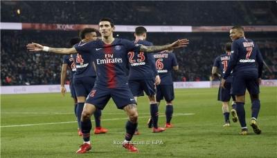 سان جيرمان يكتسح مونبلييه بخماسية في الدوري الفرنسي