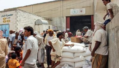 """برنامج """"الغذاء العالمي"""" يحذر من تفاقم معاناة اليمنيين"""