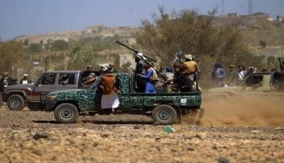 إب: مقتل قيادي حوثي في اشتباكات بين أطراف الميلشيات جراء خلافات