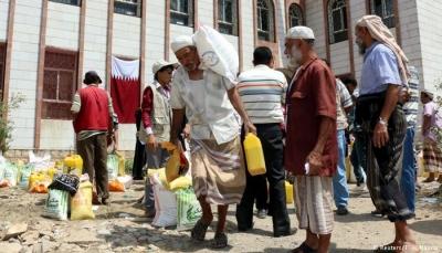 شلل أعمال الإغاثة يفاقم الوضع الكارثي في اليمن