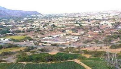 """إصابة امرأتين بانفجار عبوة ناسفة زرعتها مليشيات الحوثي في """"قرية الحقب"""" بالضالع"""
