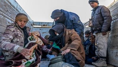 إطلاق سراح حوالي 300 سوري معتقلين لدى قوات سوريا الديموقراطية