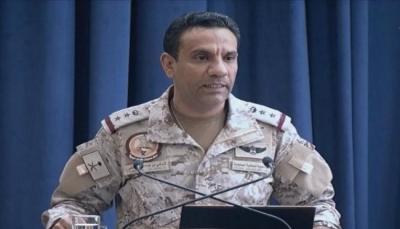 متحدث التحالف العربي يتهم الحوثيين باستخدام مطار صنعاء نقطة عسكرية