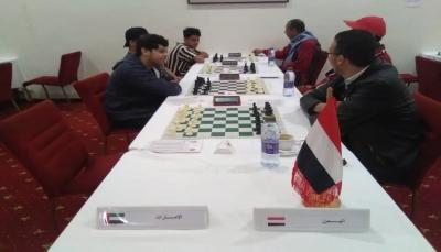 فريق المهرة يفوز على الإمارات بالجولة الـ 3 لبطولة الشطرنج في تونس