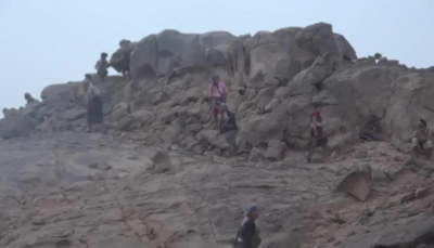 """الجوف: الجيش يعلن سيطرته على سلسلة جبال الربعة في """"برط العنان"""""""