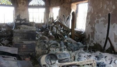 مسؤول في هيئة الآثار: تضرر 25 متحفاً في البلاد جراء الحرب