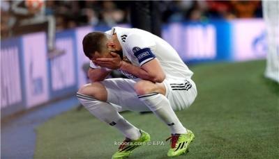 ريال مدريد يودع أبطال أوروبا بفضيحة مدوية
