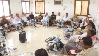مرجعية قبائل وادي حضرموت تطالب بتفعيل دور مراكز الأمن وتركيب كاميرات مراقبة بالمداخل الرئيسية