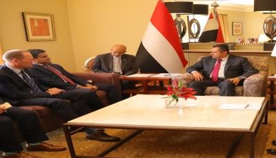 دعم أمريكي لخطوات إعادة العمليات المصرفية للبنك المركزي اليمني