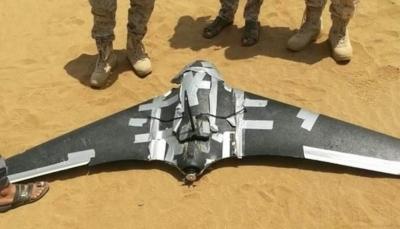 التحالف يعلن إسقاط طائرة حوثية مسيرة فوق معسكره بالحديدة