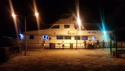ميناء عدن يستقبل يختا سياحيا قادما من صلالة العمانية