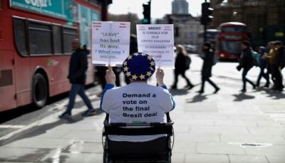 النواب البريطانيون يصوتون الخميس على تأجيل بريكست