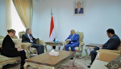 """اليماني: أصبح واضح للمجتمع الدولي ان الحوثيين يعرقلون تنفيذ """"اتفاق ستوكهولم"""""""