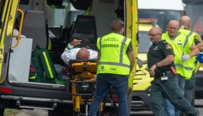 ارتفاع عدد ضحايا الهجوم الإرهابي على مسجدين في نيوزيلندا إلى 40 قتيلا