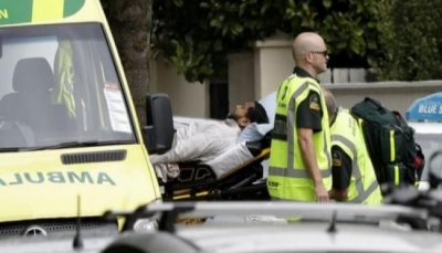 انباء عن ثلاثة قتلى يمنيين في الجريمة الإرهابية التي استهدفت مصلين في نيوزيلندا