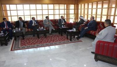 اليمن والمعهد العربي الكويتي يتفقان على وضع إطار للشراكة في عدة مجالات