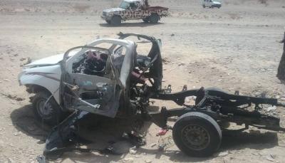 مقتل شخصين بانفجار سيارة بمحافظة شبوة