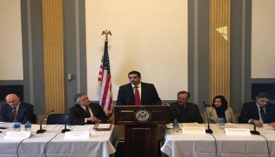السفير بن مبارك: مليشيا الحوثي تعاملت مع اتفاق السويد بالتزوير والمراوغة