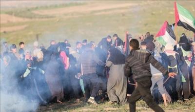 شهيدان و55 جريحا برصاص الاحتلال الإسرائيلي شرقي قطاع غزة