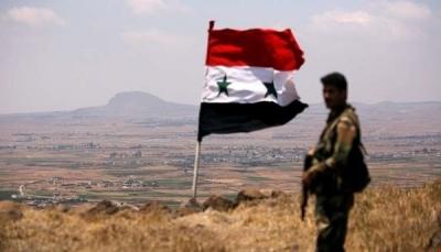 """دمشق تندد بموقف ترامب حول الجولان وتعتبره """"انتهاكا سافرا"""" للقرارات الدولية"""