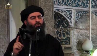 """زعيم داعش أبو بكر البغدادي من منبر """"الخلافة"""" إلى كهوف الصحاري"""