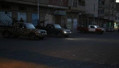 شرطة تعز تطلق حملة أمنية جديدة لملاحقة مطلوبين شمالي المدينة